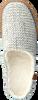 Weiße TOMS Hausschuhe IVY - small