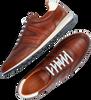 Cognacfarbene VAN LIER Sneaker low ANZANO  - small
