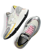 Weiße CLIC! Sneaker low CL-20337  - small
