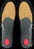 Schwarze PEDAG Einlegesohlen 2883 VIVA SNEAKER BLACK  - small