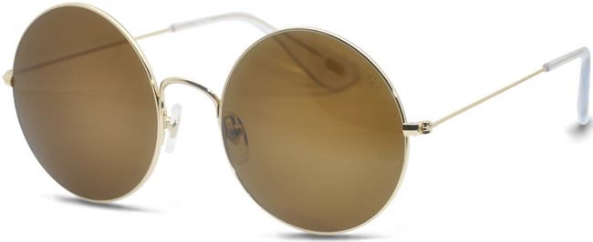 Braune IKKI Sonnenbrille DUFOUR - large
