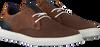 Cognacfarbene GAASTRA Sneaker TILTON  - small