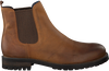 Braune OMODA Chelsea Boots 80076 - small