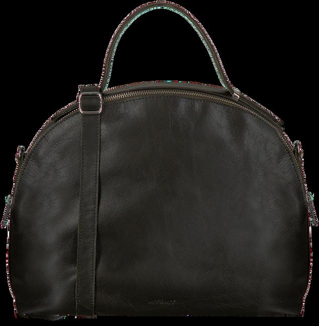 Grüne MYOMY Handtasche MY MOON BAG HANDBAG  - large