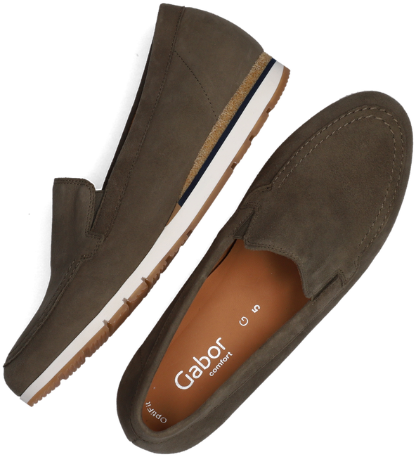 Grüne GABOR Slipper 414  - large