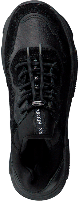 Schwarze BRONX Sneaker 66167 - large