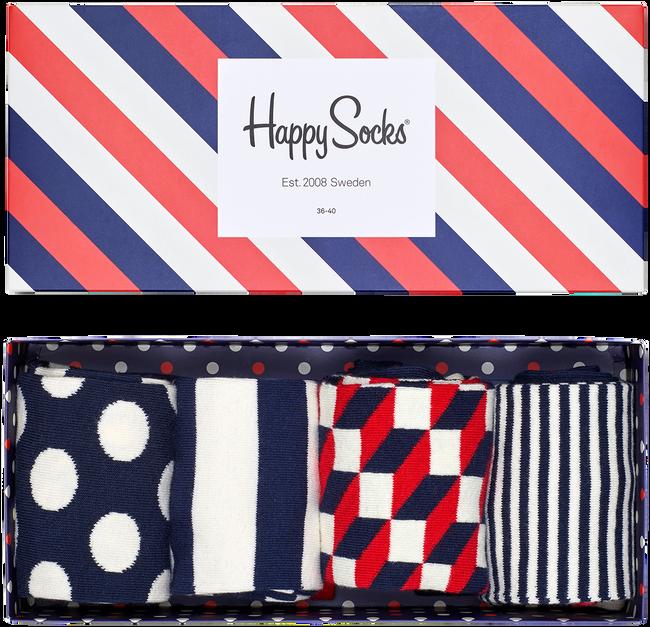 Mehrfarbige/Bunte HAPPY SOCKS Socken GIFT PACK - large