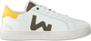 Weiße WOMSH Sneaker low SNIK  - small
