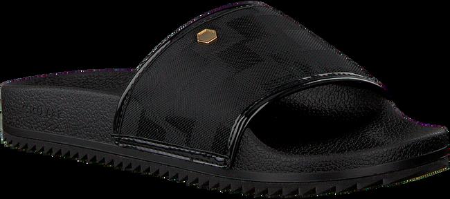 Schwarze CRUYFF CLASSICS Pantolette AGUA COPA PROFILO  - large