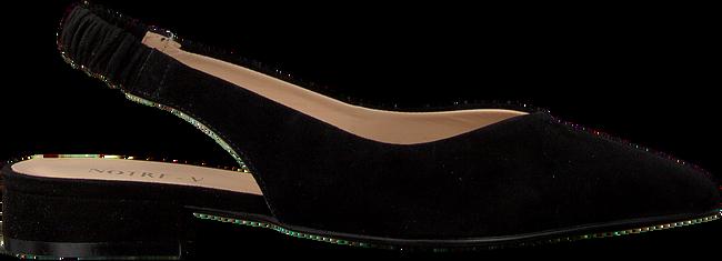 Schwarze NOTRE-V Sandalen 45252  - large