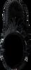 Schwarze MINNETONKA Langschaftstiefel 2659 - small