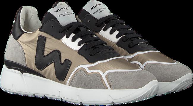 Goldfarbene WOMSH Sneaker low RUNNY DAMES  - large