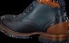Blaue VAN LIER Business Schuhe 1959221  - small