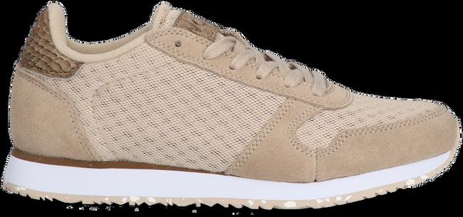 Beige WODEN Sneaker low YDUN SUEDE MESH II  - large