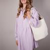 Weiße UNISA Handtasche ZISLOTE  - small