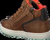 Cognacfarbene PINOCCHIO Sneaker P1897 - small