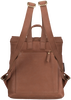 Beige FRED DE LA BRETONIERE Rucksack BACKPACK M  - small