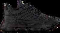 Schwarze RED-RAG Sneaker low 13333  - medium