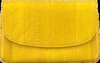 Gelbe BECKSONDERGAARD Portemonnaie HANDY RAINBOW AW19  - medium