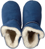 Blaue BERGSTEIN Babyschuhe TEDDY - small
