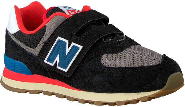 Schwarze NEW BALANCE Sneaker low YV574/IV574  - large