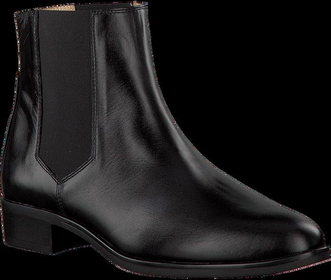 schwarze unisa chelsea boots belki schuhmode online. Black Bedroom Furniture Sets. Home Design Ideas