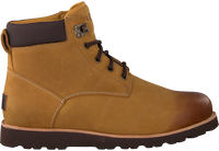 Camelfarbene UGG Ankle Boots SETON - medium