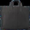 Schwarze MYOMY Laptoptasche BUSINESS BAG - small