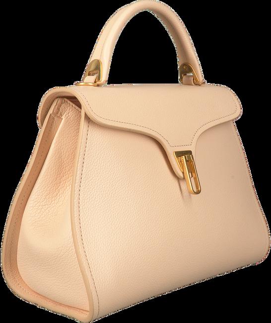 Beige COCCINELLE Handtasche MARVIN 1803  - large