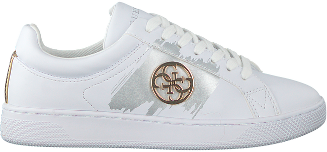 Weiße GUESS Sneaker low REIMA  - large
