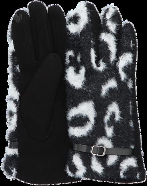 Schwarze Yehwang Handschuhe SPOTTED  - large