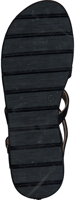Schwarze BULLBOXER Sandalen AGG021FIS - large
