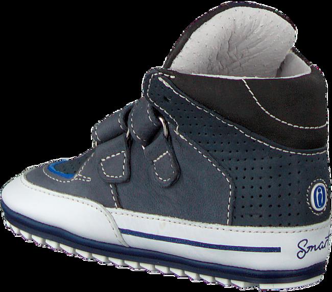 Blaue SHOESME Babyschuhe BP8W012 - large