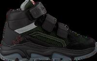 Schwarze RED-RAG Sneaker high 13189  - medium