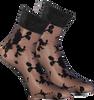 Bronzefarbene MARCMARCS Socken FLOWER LUREX  - small
