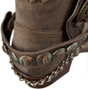 Taupe SENDRA Schuh-Candy 43 - small