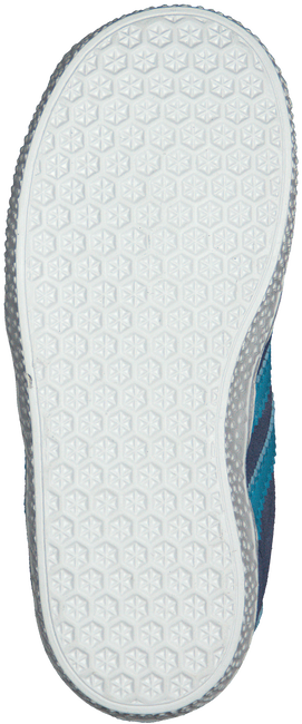Blaue ADIDAS Sneaker GAZELLE KIDS - large