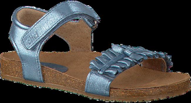 Blaue CLIC! Sandalen 8969 - large