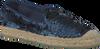 Blaue OMODA Espadrilles KV6064 - small