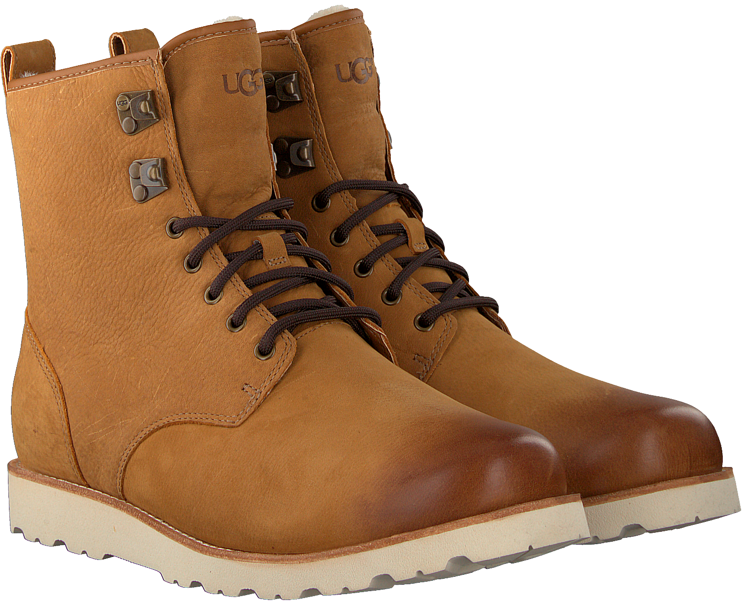 Hannen Ankle Camelfarbene Boots Ugg Tl SUMpVqzG