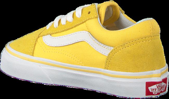 Gelbe VANS Sneaker UY OLD SKOOL ASPEN GOLD/TRUE W  - large