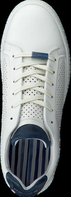 Weiße REHAB Sneaker low TIAGO  - large