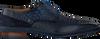 Blaue GIORGIO Business Schuhe 83202  - small