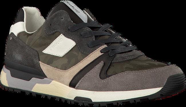 Grüne CRIME LONDON Sneaker ESCAPE - large