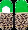 Mehrfarbige/Bunte XPOOOS Socken SERENA INVISIBLE  - small