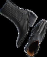 Schwarze TORAL Stiefeletten TL-12779  - medium