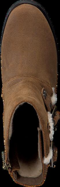 Camelfarbene UGG Stiefeletten NIELS II - large