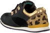 Schwarze BUNNIES JR Sneaker RIKKY RUIG  - small