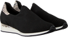 Schwarze OMODA Sneaker HIUMA  - small