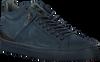 Blaue BLACKSTONE Sneaker QM87 - small